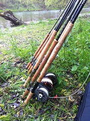 Spey Gear (pepperminded) Tags: germany deutschland gear workshop flyfishing isar rods casting tackle fliegenfischen instruction spey ewf flycasting iangordon garyscott mittlereisar michimauri