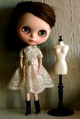 New dress for Tibby <3