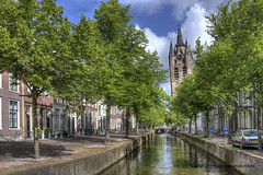 "Old Church of Delft • <a style=""font-size:0.8em;"" href=""http://www.flickr.com/photos/45090765@N05/8080303645/"" target=""_blank"">View on Flickr</a>"