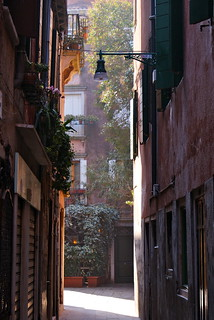 Venise le matin...