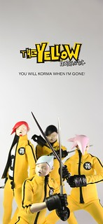 threeA - 1/6 Yellow Hornets