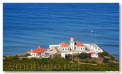 Farol do Cabo Mondego (vmribeiro.net) Tags: lighthouse portugal geotagged cabo da farol figueira foz mondego geo:lat=401803865235971 geo:lon=8905170752162121