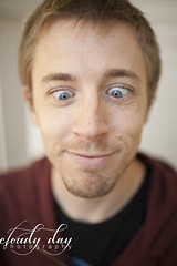 Silly head (Cloudy Day Photography) Tags: portrait canon5d beautifulbokeh rokinon35mmf14