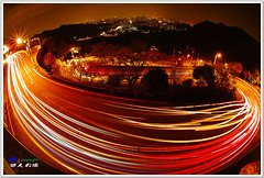 SDIM3443 ( or Jeff) Tags: bridge blue sunset sky art nature water colors night clouds buildings twilight place shot dusk taiwan sigma fisheye   1020mm   seeking scenes   f28   nightfall afterglow merrill  foveon landscap    x3   10mm  glimmering  18200mm sd1