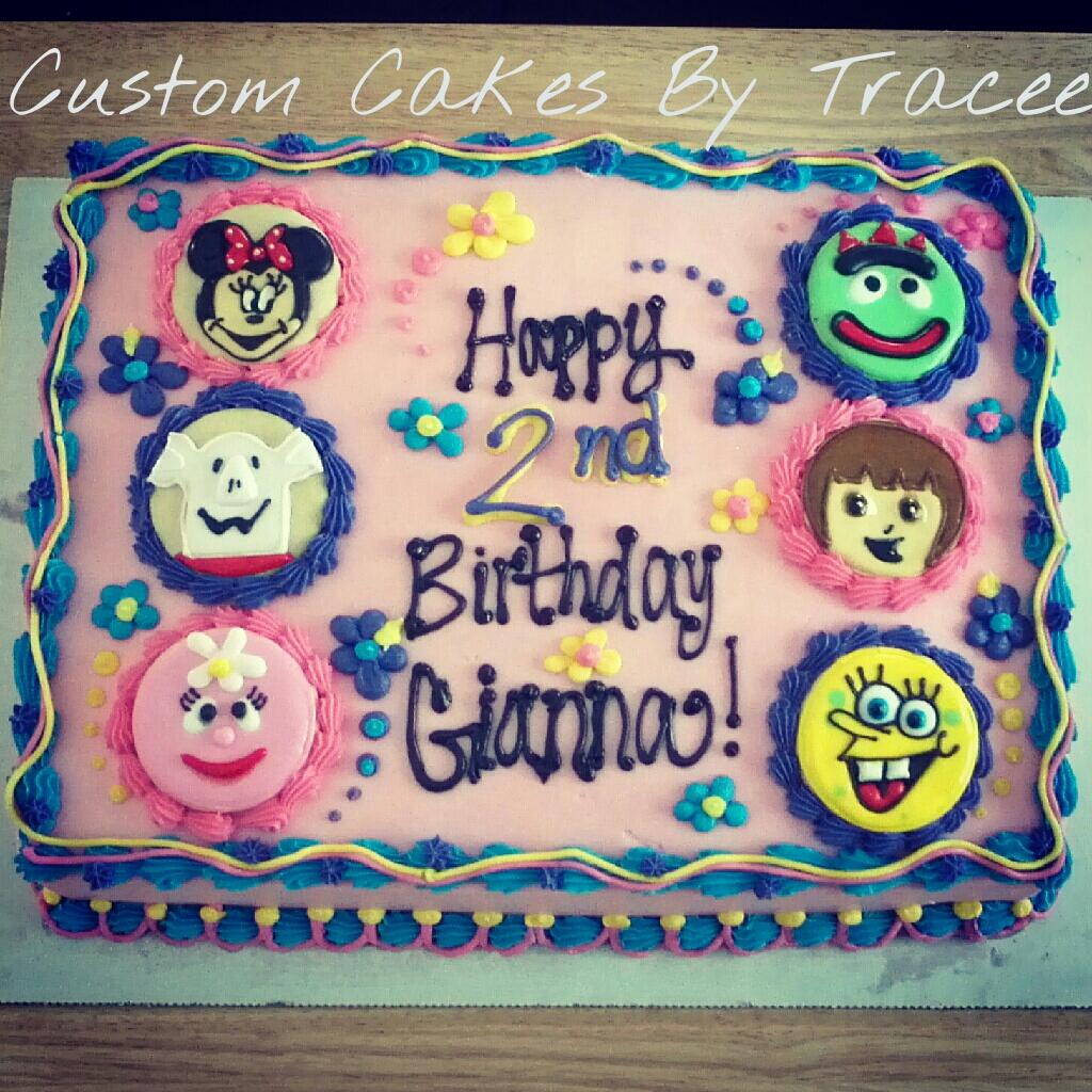 Character Cakes Rochester Ny