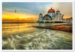 Malaysia - The Straits Mosque, Malacca (TOONMAN_blchin) Tags: malaysia malacca thegalaxy bestcapturesaoi toonman mygearandme mygearandmepremium thestraitsmosque mygearandmebronze mygearandmesilver mygearandmegold mygearandmeplatinum mygearandmediamond