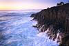 Ocean Falls - Fingal Heads, NSW (Sudhir Wahi) Tags: seascape sunrise landscape nikon australia falls newsouthwales rockformations d800 fingalheads nikon2470mmlens oceansurfocean