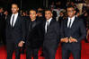 JLS James Bond Skyfall World Premiere held at the Royal Albert Hall- London
