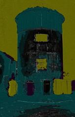 Schloss Laudon - Schlo Hadersdorf ~ Laudon Castle (hedbavny) Tags: vienna wien abstract tower castle night austria nacht digitalart abstraction turm mlleimer narrenturm penzing sehenswrdigkeit laudon digitalabstract 1140 schlos mistkbel sterreichaustria mauerbach hadersdorf schlosslaudon mauerbachstrase htteldorffotobearbeitung