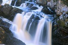 Rogie Falls 3 (123DM456) Tags: longexposure water scotland waterfall long exposure falls inverness density contin ullapool neutral rogie