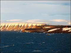 Last sunlight at Hinlopen, Svalbard (Hkon Kjllmoen, Norway) Tags: ocean snow ice water norway melting svalbard spitsbergen barents visitnorway hinlopen hkonkjllmoen wwwkjollmoencom