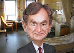 Richard Mourdock - Caricature