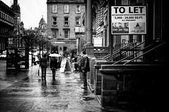 Hardened (Explored) (stephen cosh) Tags: life street city people blackandwhite bw sepia mono scotland town glasgow candid streetphotography rangefinder reallife humancondition blackandwhitephotos 50mmsummilux blackwhitephotos leicam9 stephencosh leicammonochrom leicamm