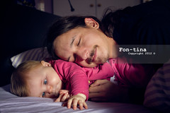 Father and daughter embraced on bed (Fon-tina) Tags: camera family italy baby cute girl beauty childhood horizontal closeup canon relax photography togetherness bed eyes dad italia day dof child daughter happiness indoors beb newborn 7d cuddle innocence fotografia care cheerful insieme affectionate amore domesticlife beautifulpeople dolcezza infante vicenza frontview allegro bambina coccole veneto bassanodelgrappa blondhair affetto felicit neonato baffo duepersone innocenza infanzia homeinterior caucasianethnicity ilovedad rilassamento ef2470mm caucasico occhichiusi canoneos7d accudire humanbodypart ambientazioneinterna 3034anni adultodimezzaet composizioneorizzontale legameaffettivo figliafemmina famigliaconfigliouni