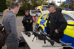 Firearms unit (Traumahawk) Tags: county gun events police surrey policewoman policecar policeman camberley 999 policeofficer emergencyservices surreypolice emergency