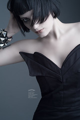 Amanda Tracey (Scott Chalmers - Photographer) Tags: light fashion soft goth pale octobox scpframe