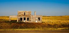 Galilee Abandoned (series) (TigerPal) Tags: abandoned nikon flat ruin galilee dustbowl prairie saskatchewan plains grassland derelict relic d700 prairieghosts
