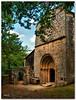 Monasterio de Santa Cristina de Ribas de Sil (Nati C.) Tags: arquitectura galicia monasterio hdr ourense stacristina cruzadasgold paradadesil cruzadasi