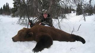 Alaska Moose and Bear Hunt - Dillingham 7