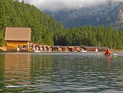 kayaking near the resort (Vida Morkunas (seawallrunner)) Tags: usa washington fishing hiking hunting kayaking wa lounging cwall rosslakeresort rosslakenationalrecreationarea