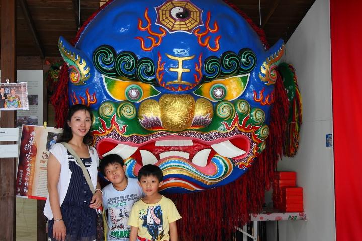 2012國民旅遊D2(鹿港桂花巷藝術村,ㄕ公館工坊)0011