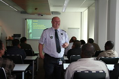 Visit to the Dutch Customs Head Office in Rotterdam_2010