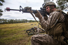 Man Down (United States Marine Corps Official Page) Tags: blue green usmc training us nc navy sailors marines marinecorps trap tactics ip camplejeune warfare combatcamera comcam marinepilot downedpilot injuredmarine marinecorpspilot