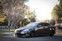 Lexus IS350 (AJTPHOTOS) Tags: car junction vip produce flush hella lexus stance camber is350 hellaflush