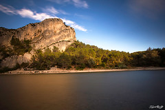 Lac du Peiroou (NeoNature) Tags: canon 1022mm wide angle lens nature barage lac peiroou saint rmy provence france scenery sunset coucher soleil find journe landscape paysage alpilles friend
