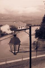 16/365/2013 It's raining (Lylise) Tags: street rain chuva pluie rua rue lampadaire belmonte candeeiro