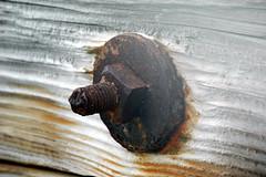 Rusted Bolt (Tom Hannigan) Tags: wood old wallpaper landscape island landscapes pier cool long screensaver background rusty rusted bolt backgrounds wallpapers nut hannigan screensavers tomhannigan
