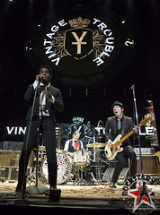 Vintage Trouble - Joe Louis Arena - Detroit, MI - Nov 24th 2012