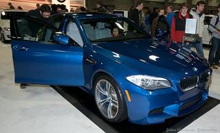 2013 Washington Auto Show - Lower Concourse - BMW 5 by Judson Weinsheimer