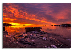 _MG_7615_web (May Elin Aunli) Tags: winter norway sunrise norge grimstad fevik fevikkilen