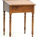 123. 19th Century Country Sheraton School Desk