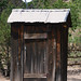 """John Catsis """"New Mexico outhouse-It's PoopTV"""" - Tie for 2nd place"""