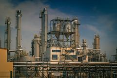 Chemie (Adelmeister) Tags: steven adler eos 7d mark 2 7d2 leipzig germany deutschland sachsen saxony industrie chemie chemical maschinen technik technic