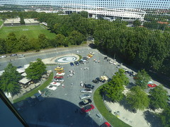 View from Mercedes museum (thorntons2010) Tags: view from mercedes musem