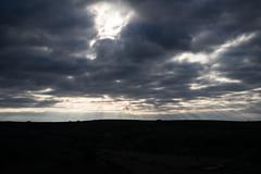 (Nalichia) Tags: sky ciel cloud nuage sunset coucher soleil sun ray light rayon lumire contraste colors couleurs