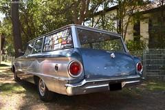 Ford Falcon Wagon (Monde-Auto Passion Photos) Tags: auto automobile ford falcon wagon break seignosse france landes