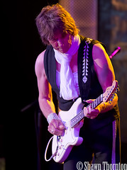 Jeff Beck - Rochester Hills, MI - Meadow Brook Ampitheatre - 7/30/16