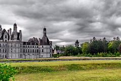 Chambord (Phil du Valois) Tags: chambord chateau loire nuage ciel