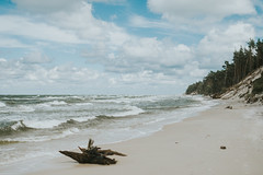 Karwia 2016 (ArkadiuszKubiak.pl) Tags: bałtyk karwia krajobraz zdjęcia z nad morza polska jest piekna morze pomorskie wakacje wspomnienia piasek pusta plaża