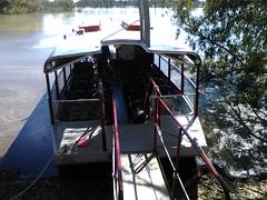 Boat on Pamamarro Lake, Menindee (Ian Granland) Tags: pamamarrolake menindee