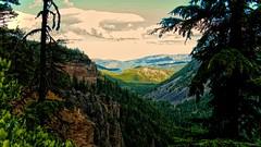 The Valley below (Mr.LeeCP) Tags: summer washington cascades