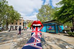 London 13.05.2016 (de-tec-tive) Tags: 2016 d800 england europe exhibition exhibitionism gallery london nikon photography rebeccahoulden rollingstones saatchi stonesism travel