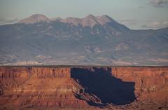 Mt Waas (democritus21) Tags: buckcanyon canyonlandsnationalpark mtwaas rockformations utah geology sandstone canyonlands ut usa