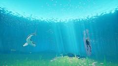 ABZÛ_20160805232526 (arturous007) Tags: abzu playstation ps4 playstation4 pstore psn inde indépendant sea ocean water fish shark adventure exploration majesticcreatures swim narrative myth experience giantsquid sony share journey