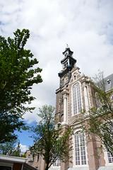 Amsterdam - Westerkerk (larsen & co) Tags: paysbas hollande holland hollandeseptentrionale netherlands amsterdam westerkerk