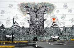 The tree of life (neilsinadjan) Tags: graffiti architecture travel destination streetart streetphotography manila philippines environment